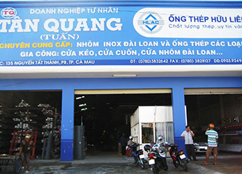 Doanh nghiệp tư nhân Tân Quang Cà Mau